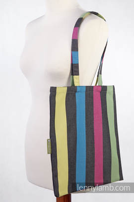 Shopping bag - 60% Cotton, 40% Bamboo - TWILIGHT (grade B)