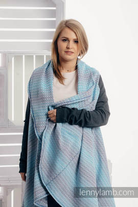 Long Cardigan - plus size - Little Love Breeze