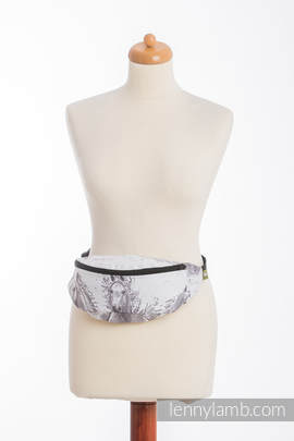 Waist Bag made of woven fabric, (100% cotton) - GALLOP