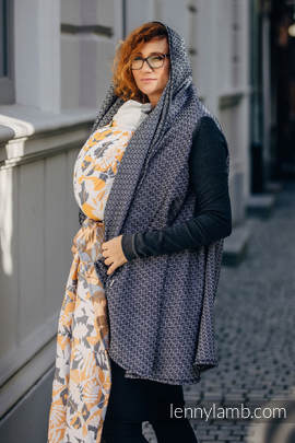 Long Cardigan - plus size - Little Love Harmony